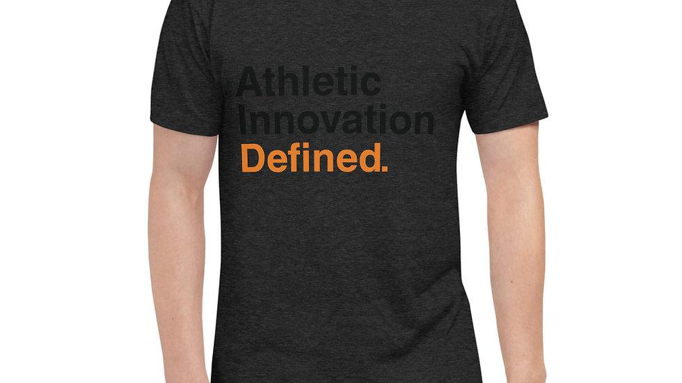 Athletic Innovation Defined Black + Orange