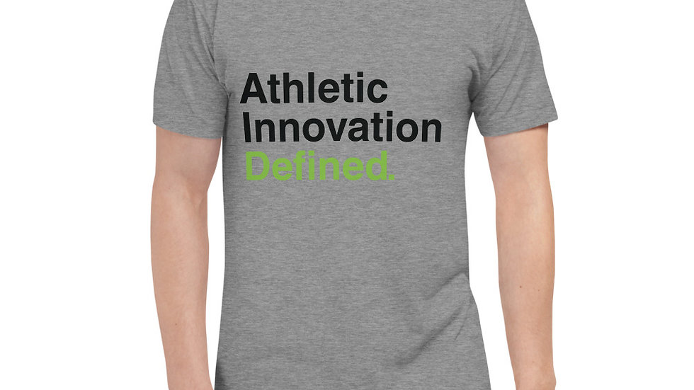 Athletic Innovation Defined Black + Green