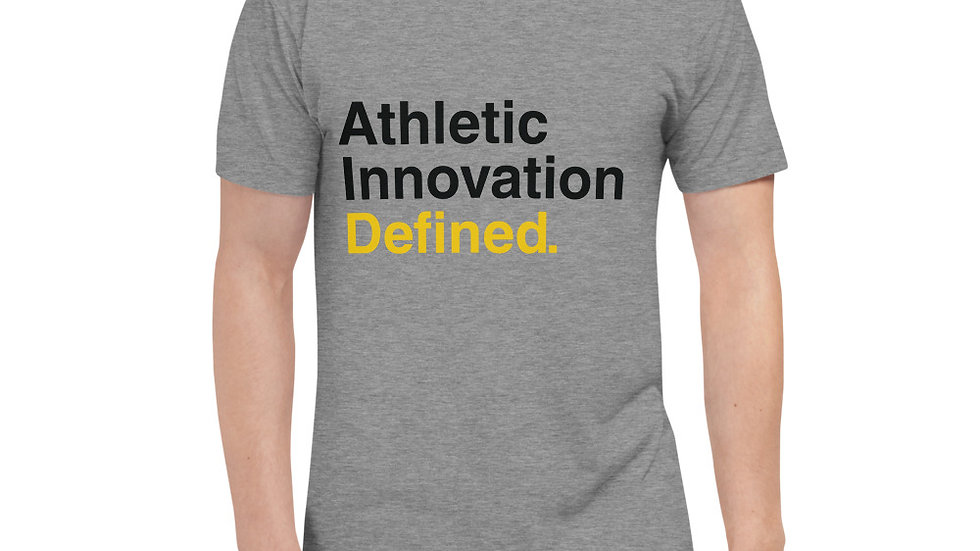 Athletic Innovation Defined Black + Yellow