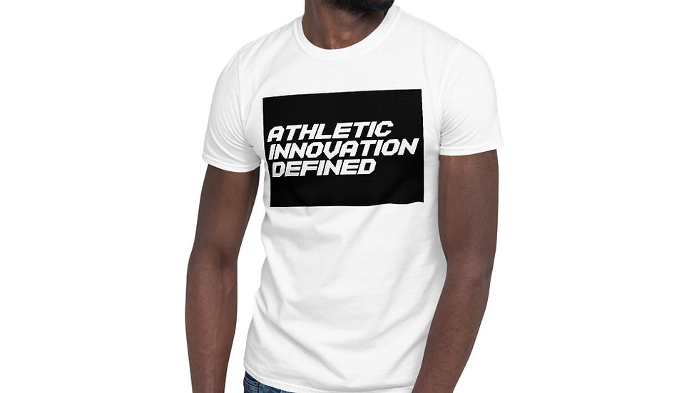 Athletic Innovation Defined Block T-Shirt