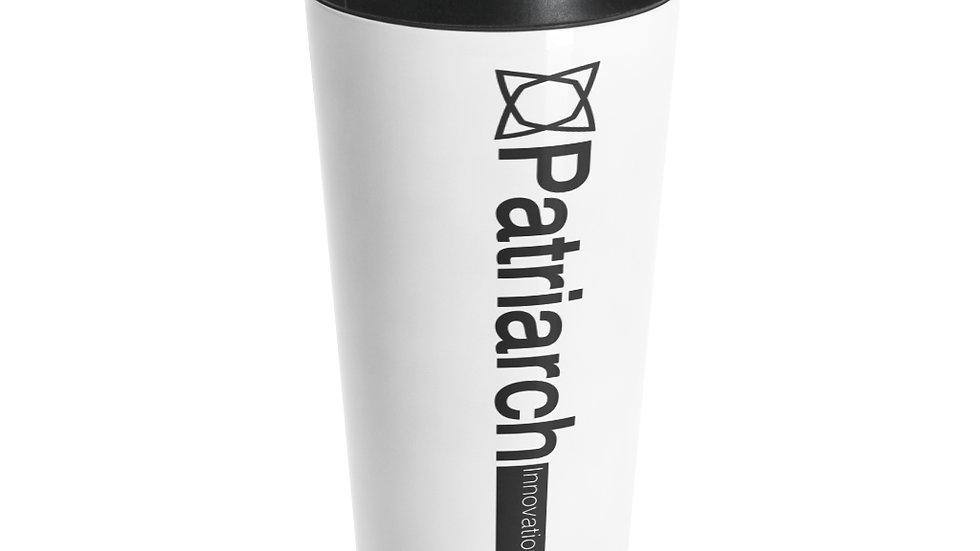 Patriarch Innovation Stainless Steel Travel Mug
