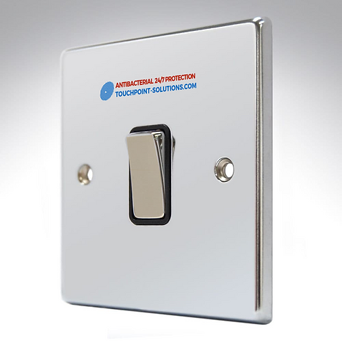 Light Switch Antimicrobial cover - Pack of 10x