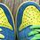 Thumbnail: 2008 Nike SB Dunk High Pro Marge Simpson Sz 8.5 (305050-731)