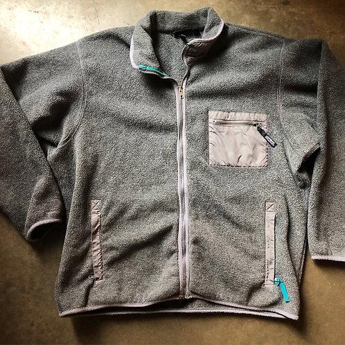 Vintage Patagonia USA Fleece Jacket Sz XXL