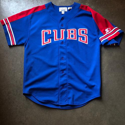 Vintage Starter Chicago Cubs Sammy Sosa Jersey Sz M