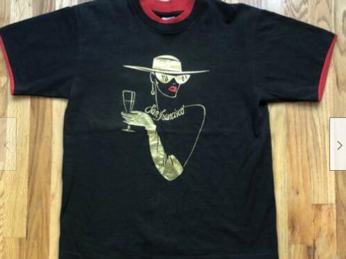 Vintage San Francisco California T Shirt Sz M