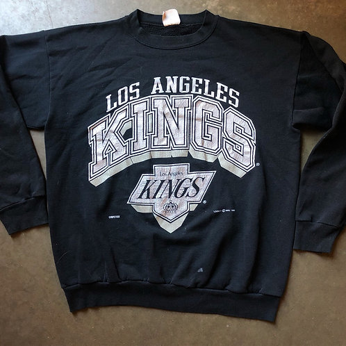 Vintage Tultex Los Angeles Kings Crewneck Sweatshirt Sz L/XL