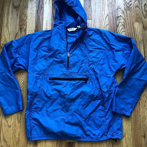 Vintage LL Bean USA Anorak Windbreaker Jacket Sz L