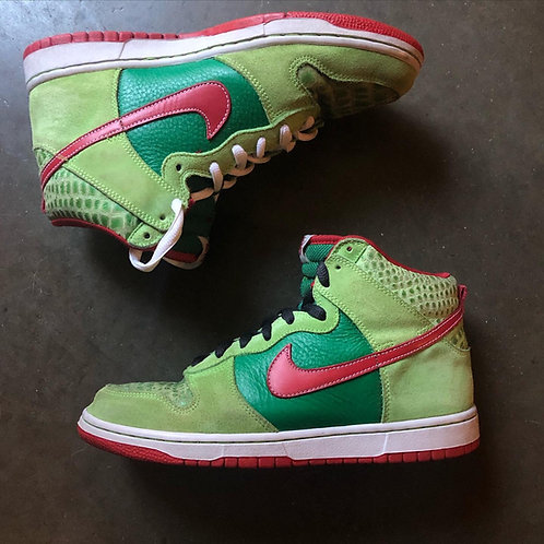 Nike Dunk High Pro SB Dr. Feelgood Sz 9