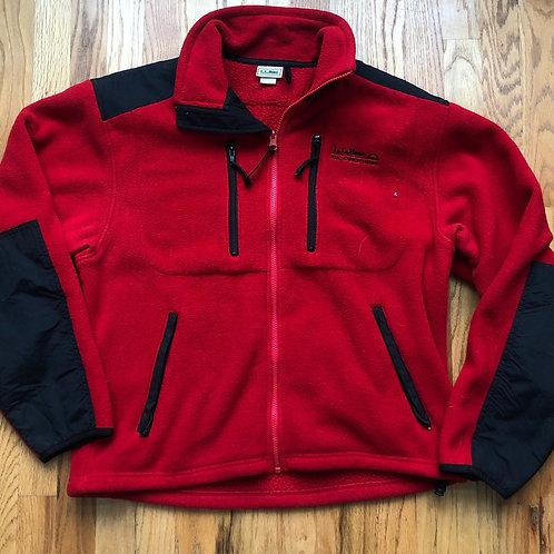 Vintage LL Bean All Conditions Fleece Jacket Sz M