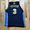 Thumbnail: Adidas Swingman Denver Nuggets Allen Iverson Jersey Sz M