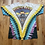 Thumbnail: Vintage Liquid Blue Grateful Dead New York City Tie Dye T Shirt Tee Sz L