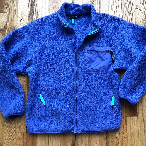 Vintage Patagonia USA Fleece Jacket Sz M