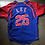 Thumbnail: Vintage Nike Chicago Cubs Derrek Lee Jersey Sz M