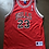 Thumbnail: Champion Chicago Bulls Michael Jordan Jersey Sz Youth XL