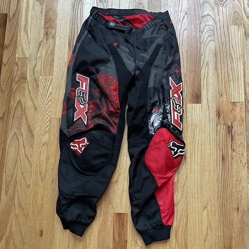 Fox Racing 180 Motocross MX Pants Sz 32