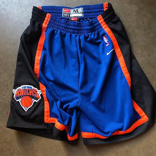 Nike Team New York Knicks Swingman Shorts Sz M