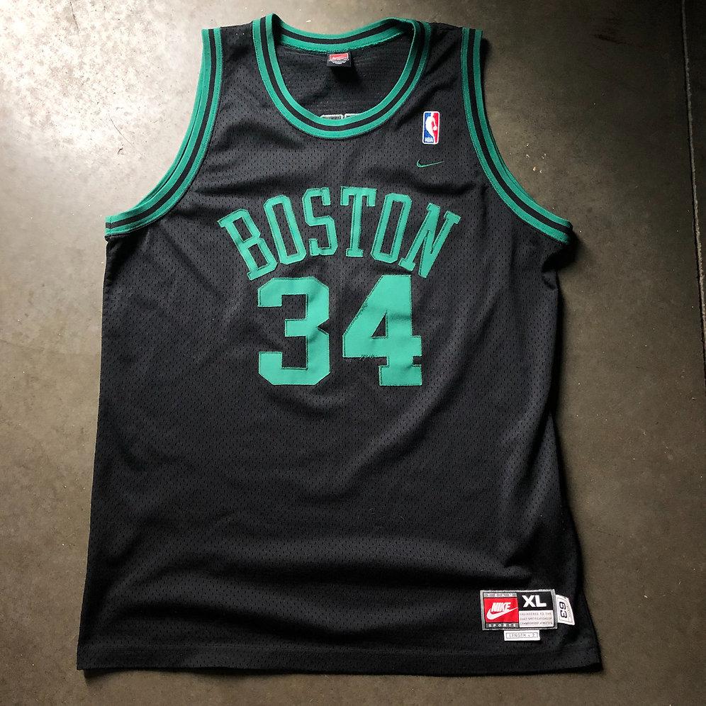 buy popular 693af 42222 Nike Rewind Boston Celtics Paul Pierce Jersey Sz XL | jqroundtwo
