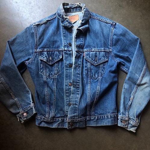 Vintage 70s Levi's Denim Jean Jacket Sz S/M