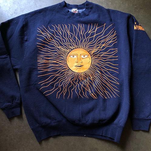 Vintage 1994 Red Rocks Summer Of Stars Crewneck Sweatshirt Sz XL