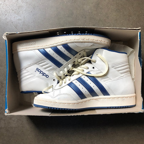 NIB DS Vintage Adidas Conference High Sz Men's 6.5 Women's 8