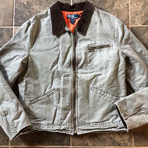 Vintage Polo Ralph Lauren Chore Jacket Sz L