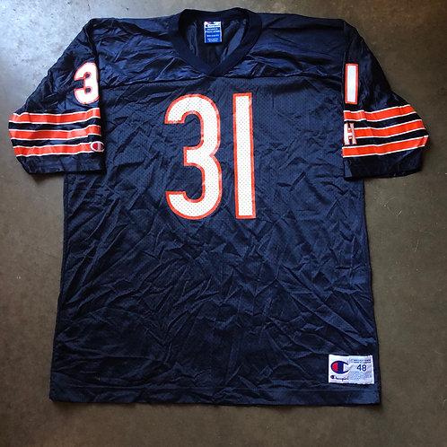 Vintage Champion Chicago Bears Rashaan Salaam Jersey Sz 48 (XL)