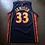 Thumbnail: Nike Swingman Golden State Warriors Antawn Jamison Jersey Sz M