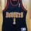 Thumbnail: Vintage Champion Mahmoud Abdul-Rauf Denver Nuggets Jersey Sz 40