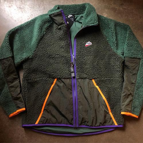 NWT Nike NSW Deep Pile Sherpa Jacket Sz XL