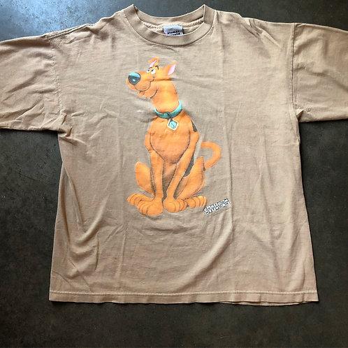 Vintage Stanley Desantis Scooby Doo T Shirt Tee Sz L