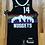 Thumbnail: NWT Nike Denver Nuggets Gary Harris Black Rainbow Authentic Jersey Sz 40 S