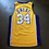 Thumbnail: Nike Team Los Angeles Lakers Shaquille O'Neal Swingman Jersey Sz L