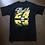 Thumbnail: Vintage Jeff Gordon Reflections of A Winner T Shirt Tee Sz L