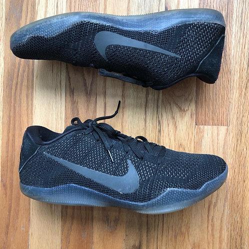 Nike Kobe 11 Elite Low Black Space Sz 13