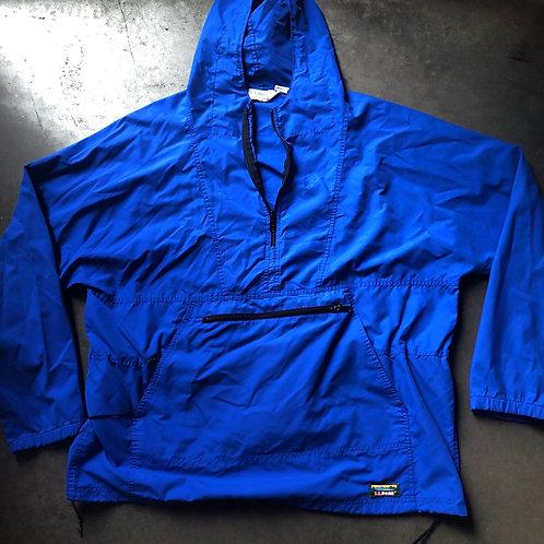 Vintage LL Bean Anorak Windbreaker Jacket Sz XL