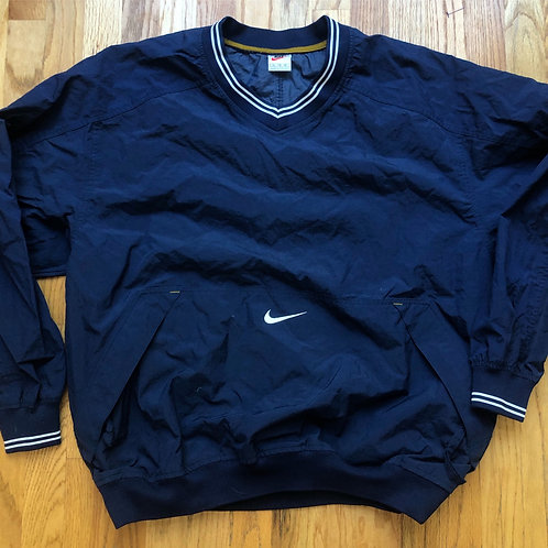 Vintage Nike Mini Swoosh Windbreaker Jacket Sz XL