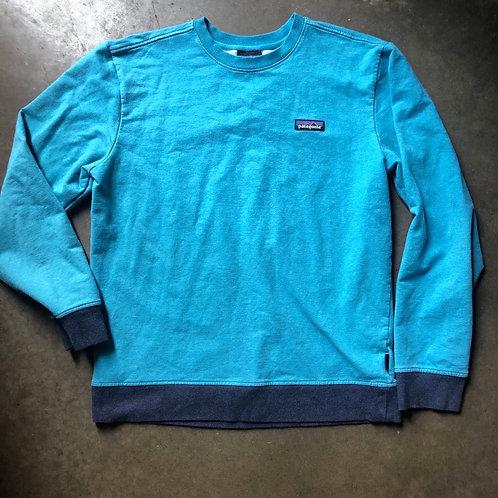 Patagonia P-6 Midweight Crewneck Sweatshirt Sz M