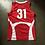 Thumbnail: Nike Elite Ohio State Buckeyes Deaquan Cook Jersey Sz M
