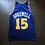 Thumbnail: Vintage Champion Golden State Warriors Latrell Sprewell Jersey Sz 40 (M)