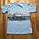 Thumbnail: Vintage Oneita Colorado Railroad T Shirt Tee Sz XL
