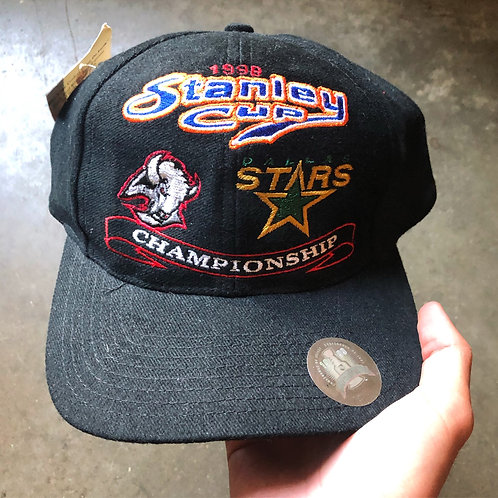 NWT Logo 7 1999 Stanley Cup Championship Snapback Hat