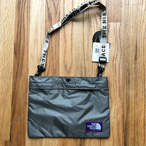 NWT North Face Purple Label Tape Logo Shield Bag