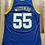 Thumbnail: Vintage 90's Denver Nuggets Dikembe Mutombo Jersey Sz 44