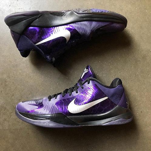 Nike Zoom Kobe 5 (V) Ink Sz 9