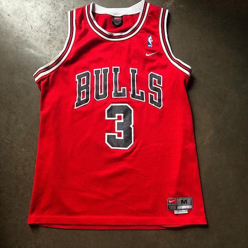 Nike Swingman Chicago Bulls Tyson Chandler Jersey Sz M