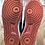 Thumbnail: Vintage 2003 OG Nike Air Force 1 Low AF1 Carnival Orange Pumpkin Flash Sz 9