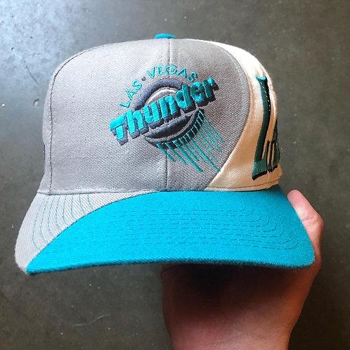 Vintage Las Vegas Thunder IHL Snapback Hat