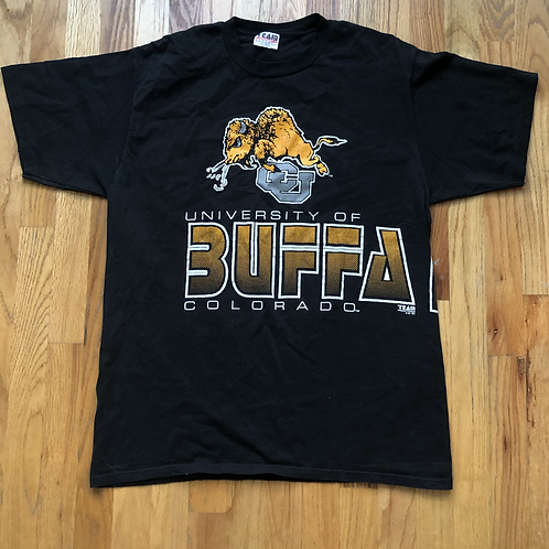 Vintage Team Colorado Buffaloes T Shirt Tee Sz XL