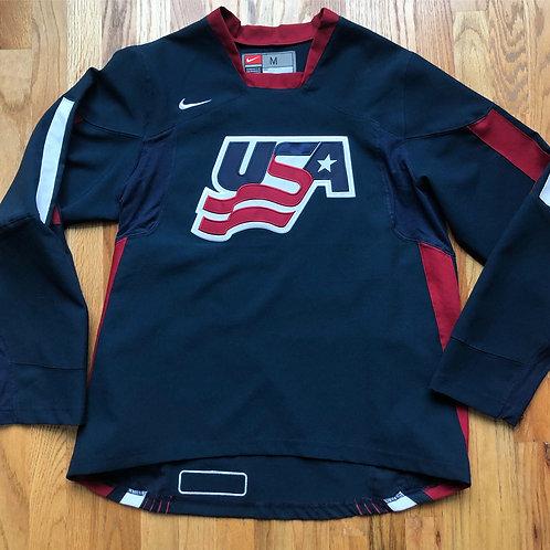 Nike Team USA Hockey Jersey Sz M